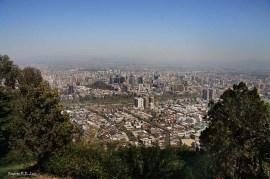Chile Santiago Cerro Cristobal (04)