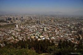 Chile Santiago Cerro Cristobal (05)