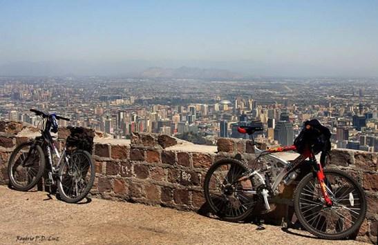 Chile Santiago Cerro Cristobal (10)