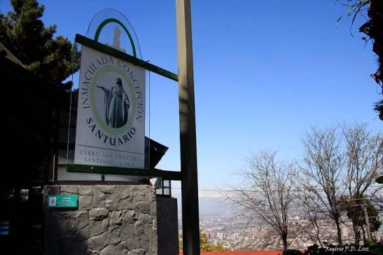 Chile Santiago Cerro Cristobal (13)