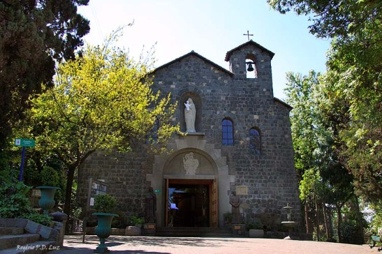 Chile Santiago Cerro Cristobal (14)