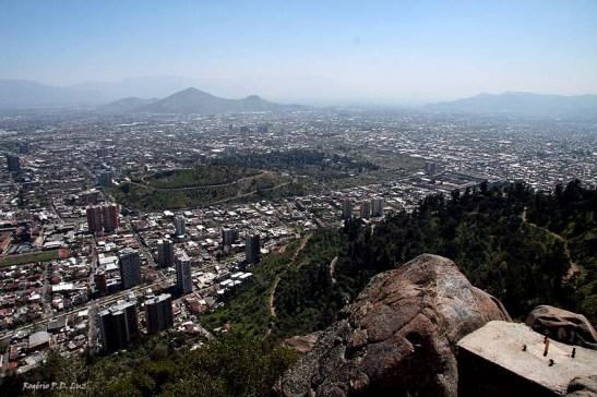 Chile Santiago Cerro Cristobal (24)