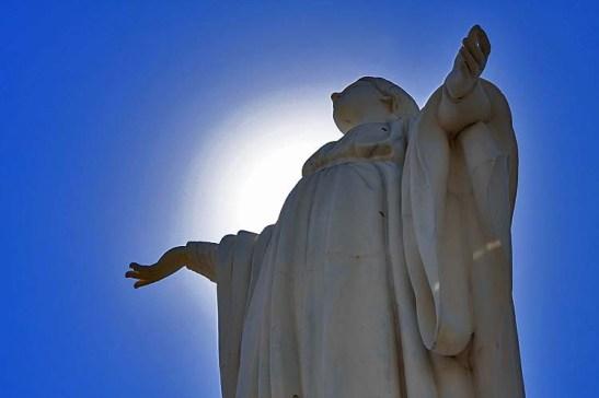 Estátua de Nossa Senhora de Imaculada Conceição