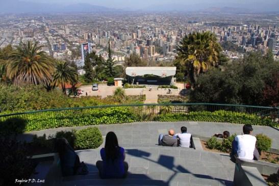 Chile Santiago Cerro Cristobal (28)