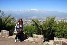 Chile Santiago Cerro Cristobal (35)