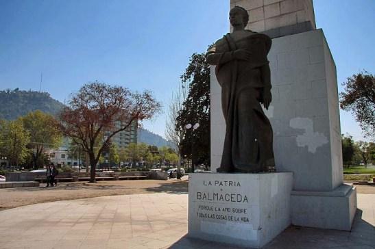 Chile Santiago Parque Balmaceda (02)
