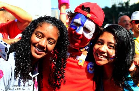 Copa Mundo Fan Fest ChilexHolanda (12)