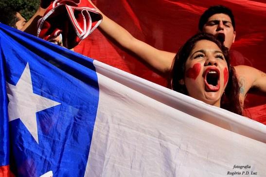 Copa Mundo Fan Fest ChilexHolanda (16)