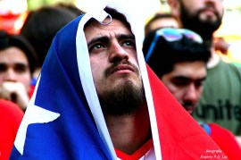 Copa Mundo Fan Fest ChilexHolanda (26)