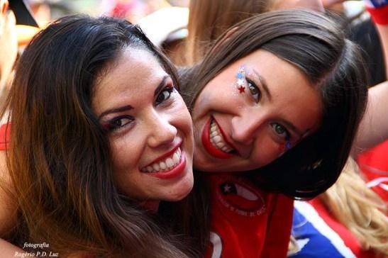 Copa Mundo Fan Fest ChilexHolanda (28)