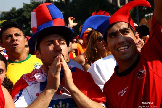 Copa Mundo Fan Fest ChilexHolanda (35)