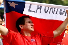 Copa Mundo Fan Fest ChilexHolanda (55)