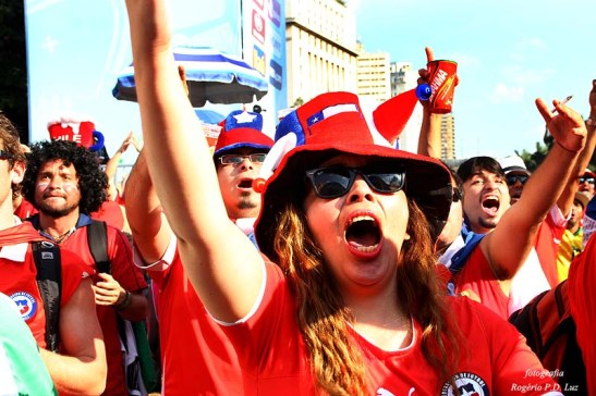 Copa Mundo Fan Fest ChilexHolanda (61)