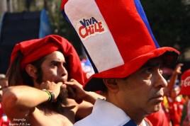 Copa Mundo Fan Fest ChilexHolanda (64)