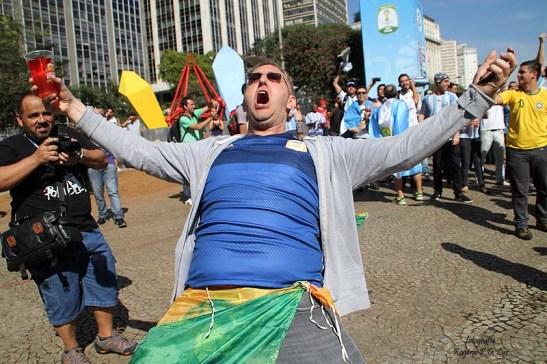Copa Mundo Fifa Fan Fest ArgentinaxNigeria (13)