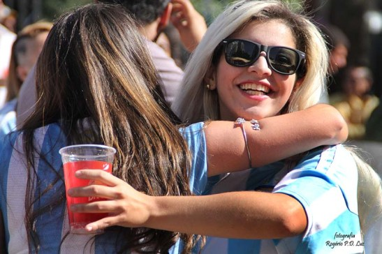 Copa Mundo Fifa Fan Fest ArgentinaxNigeria (14)