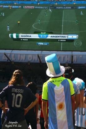 Copa Mundo Fifa Fan Fest ArgentinaxNigeria (27)