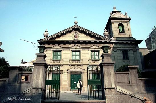 A Igreja em 2007