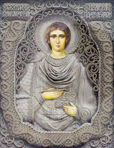 Vladimir Denshchikov artista ucraniano tela em nó linho (02)