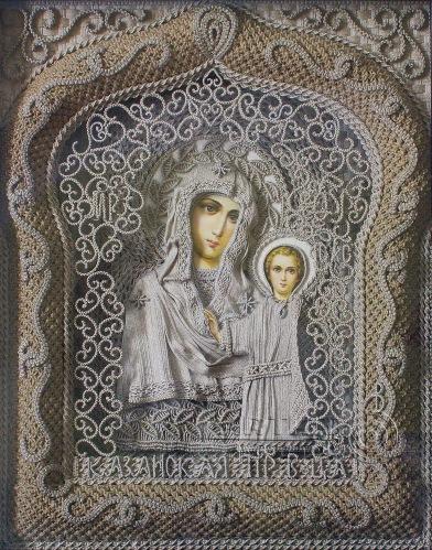 Vladimir Denshchikov artista ucraniano tela em nó linho (05)