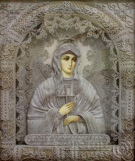 Vladimir Denshchikov artista ucraniano tela em nó linho (08)