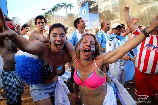 Copa do Mundo 2014. Fifa Fan Fest Sao Paulo. ArgentinaxSuiça (04)
