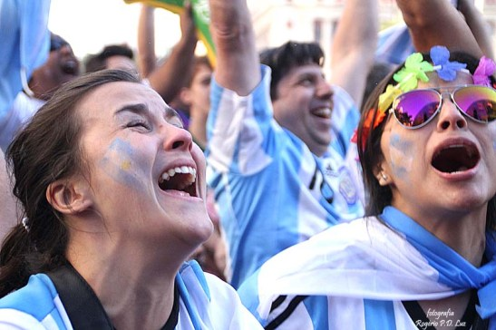 Copa do Mundo 2014. Fifa Fan Fest Sao Paulo. ArgentinaxSuiça (06)