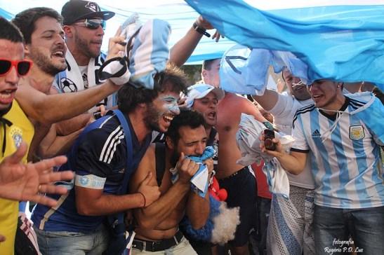 Copa do Mundo 2014. Fifa Fan Fest Sao Paulo. ArgentinaxSuiça (07)