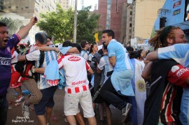 Copa do Mundo 2014. Fifa Fan Fest Sao Paulo. ArgentinaxSuiça (08)