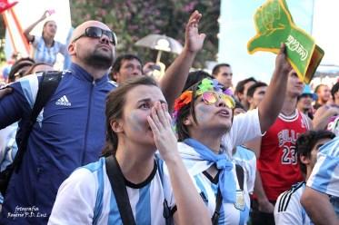 Copa do Mundo 2014. Fifa Fan Fest Sao Paulo. ArgentinaxSuiça (13)