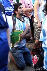 Copa do Mundo 2014. Fifa Fan Fest Sao Paulo. ArgentinaxSuiça (14)
