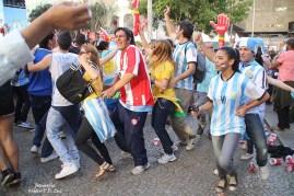Copa do Mundo 2014. Fifa Fan Fest Sao Paulo. ArgentinaxSuiça (24)