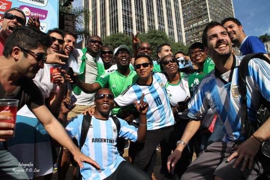 Copa Mundo Fifa Fan Fest ArgentinaxNigeria (35)