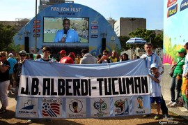 Copa Mundo Fifa Fan Fest ArgentinaxNigeria (37)