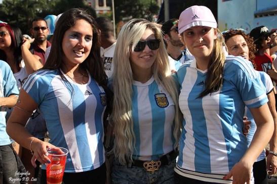 Copa Mundo Fifa Fan Fest ArgentinaxNigeria (49)
