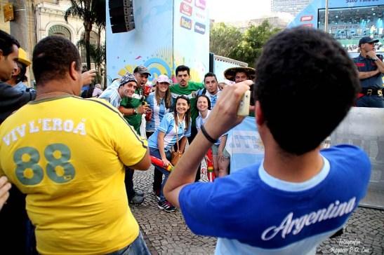 Copa Mundo Fifa Fan Fest ArgentinaxNigeria (59)