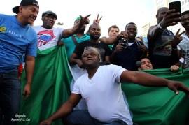 Copa Mundo Fifa Fan Fest ArgentinaxNigeria (61)