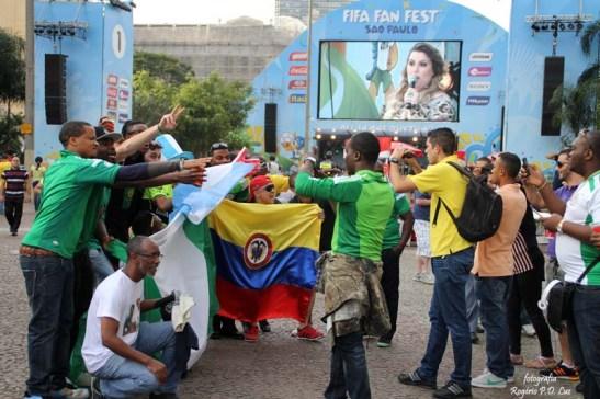 Copa Mundo Fifa Fan Fest ArgentinaxNigeria (67)