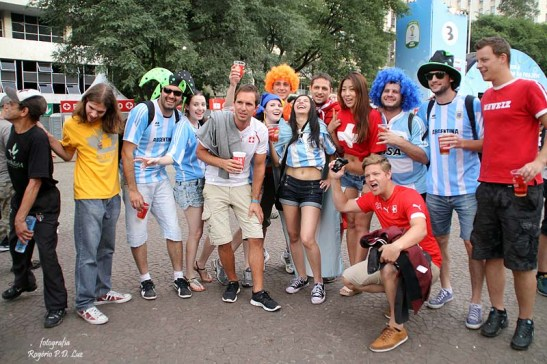 Copa Mundo Fifa Fan Fest ArgentinaxNigeria (77)