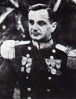 Governador Gabriel Maurício Teixeira: «Confio no vosso patriotismo».