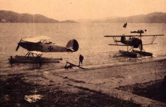 Aviação Naval em Macau: uma aventura da qual Namorado Júnior foi protagonista principal