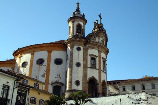Ouro Preto Igreja N.S. Rosario dos Pretos (01)