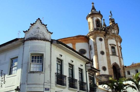 Ouro Preto Igreja N.S. Rosario dos Pretos (02)