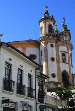 Ouro Preto Igreja N.S. Rosario dos Pretos (03)