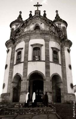 Ouro Preto Igreja N.S. Rosario dos Pretos (06)