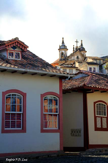 Ouro Preto Igreja N.S. Rosario dos Pretos entorno (12)