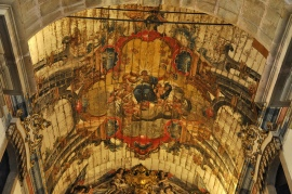 Ouro Preto.Igreja N.Sra.Rosario dos Pretos interior (2)
