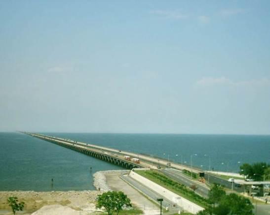 Ponte mais extensas mundo 01º