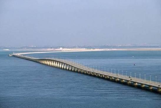 Ponte mais extensas mundo 03º