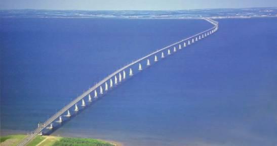 Ponte mais extensas mundo 08º